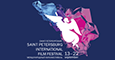 Saint Petersburg International Film Festival logo